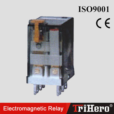Mini Electromagnetic Relay 55 02 - China Sanying Electric